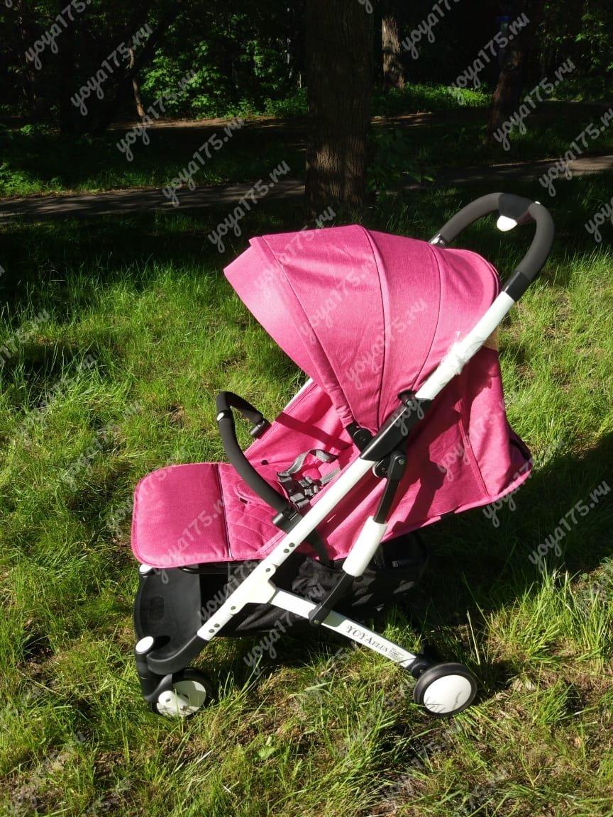 детская коляска yoya plus 2017 175 градусов цвет бежевый