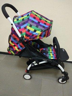 детская коляска yoya 2017 175 градусов цвет новый мини подножка в подарок