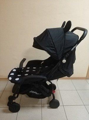детская коляска yoya care 2018 микки