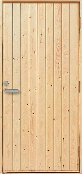 Входная финская дверь JELD-WEN Mökki 1 глухая