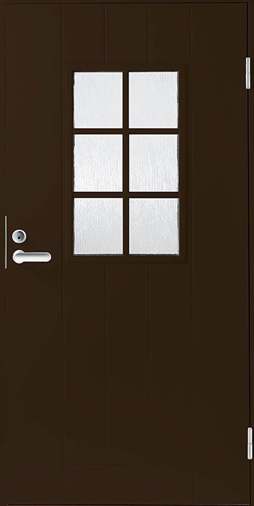 Jeld-Wen Basic 0015 коричневая