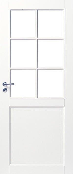 Межкомнатная дверьJELD-WEN 102 Craft белая