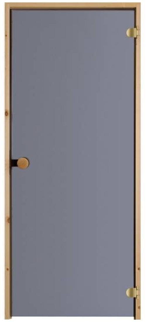 Дверь для сауныJELD-WEN Sauna №83 стекло серое
