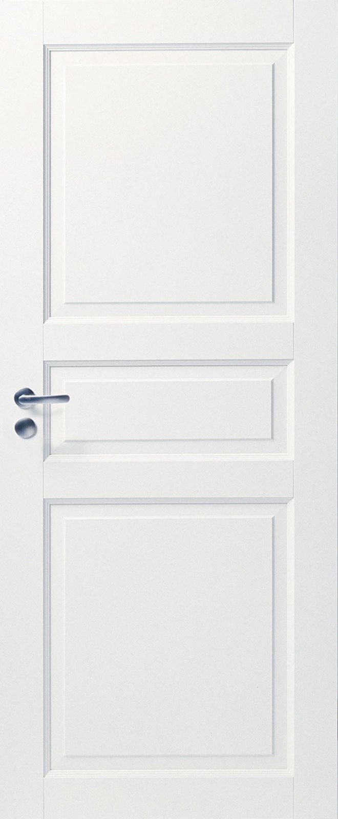 Межкомнатная дверьJELD-WEN 101 Craft белая