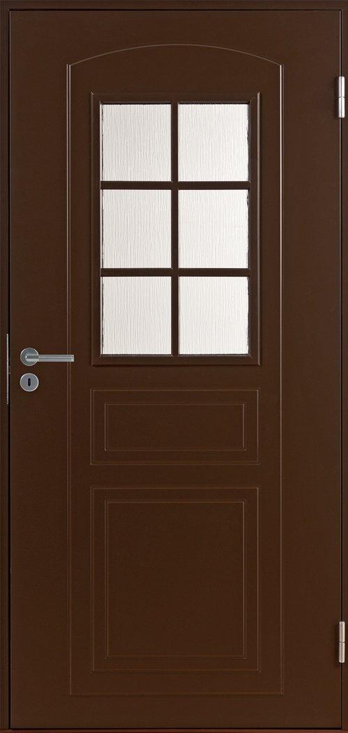 Jeld-Wen Basic 0020 коричневая