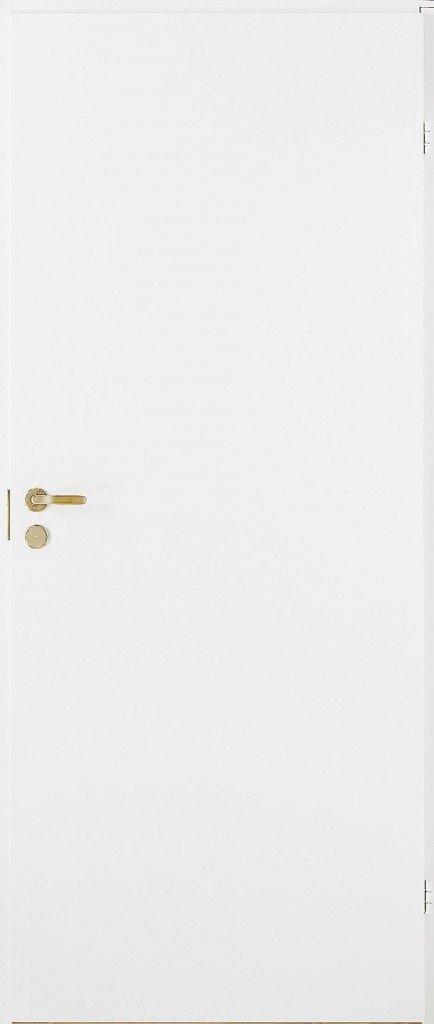 Межкомнатная дверьJELD-WEN Easy 201 гладкая белая