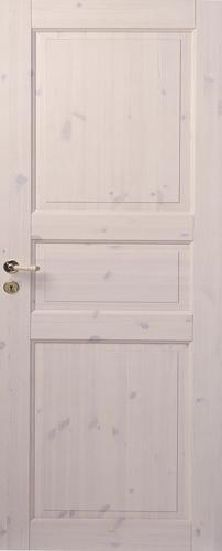Межкомнатная дверьJELD-WEN №51 массив сосны белый лак