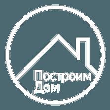 Логотип Построим дом Волгоград
